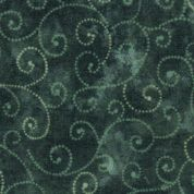 Moda Marble Swirls - 9908-33 - Marble Cotton Blender - Hunter Green Background
